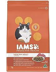 IAMS Cat Adult Ocean Fish 3kg Cat Dry Food, 3.054 kilograms