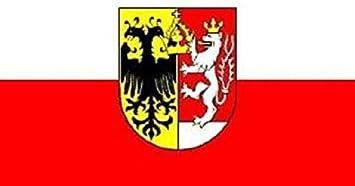 U24 Aufkleber Görlitz Flagge Fahne 8 X 5 Cm Autoaufkleber Sticker Auto