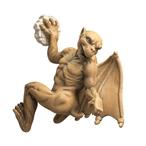 (Design Toscano Gaston, the Gothic Gargoyle Computer Climber)