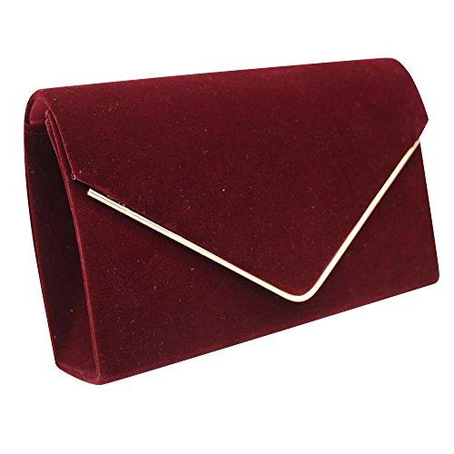 Gold Clutch Bag River Island - 3