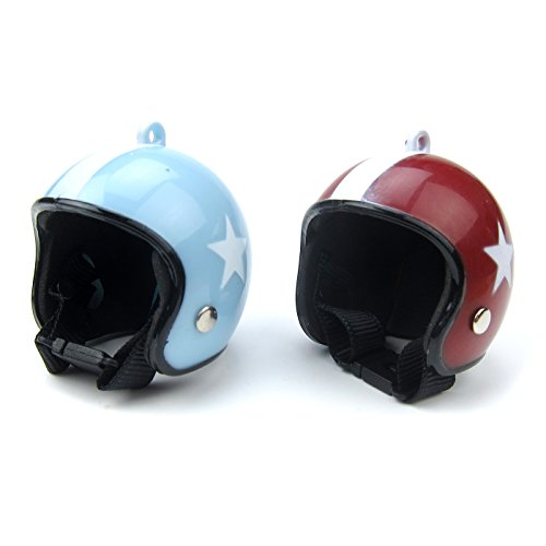 Alfie Pet by Petoga Couture - Jude 2-Piece Set Helmet for Mouse, Chinchilla, Rat, Gerbil and Dwarf Hamster