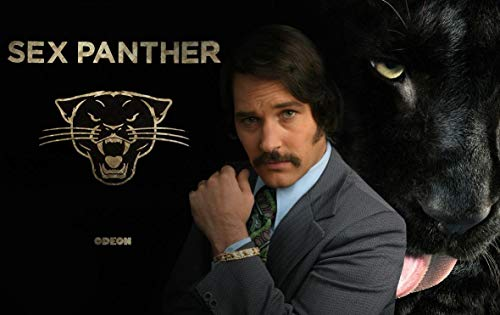 Sex Panther Cologne Spray for Men. Clean, Sensual, and Refreshing Juniper and Lavender Musk. Not Made with Bits of Real Panther. Officially Licensed from Anchorman and Anchorman 2 1.7 oz