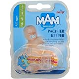 Baby : MAM Pacifier Keeper Assorted Animals