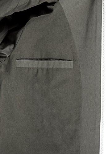 Abrigo para Mujer De Granite Bibi Entretiempo BlendShe algodón Chaqueta 100 De con Capucha 70147 ICZqW
