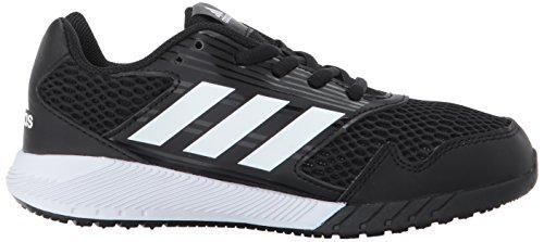 adidas Performance Boys' Altarun K Running Shoe, Black/White/Black, 2.5 Medium US Little Kid by adidas (Image #7)