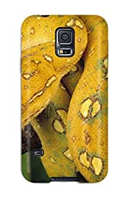 Awesome Case Cover/galaxy S5 Defender Case Cover(hd Snakess And Photos)