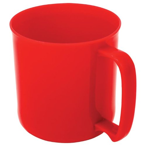 GSI Outdoors 77231 Cascadian Mug, Red, 14 ounce