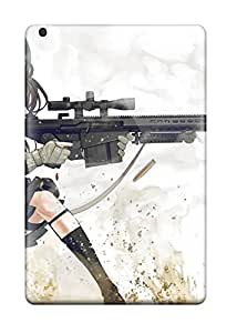Fashionable KSOjgrI1320OqKvK Ipad Mini/mini 2 Case Cover For Women And Guns Anime Other Protective Case by supermalls