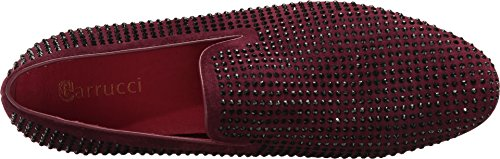 Carrucci Mens Mj Burgundy