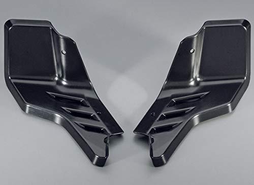 Genuine Yamaha Raptor 700 YFZ450 GYTR Plastic Footwell Extensions - ATV1AS570001