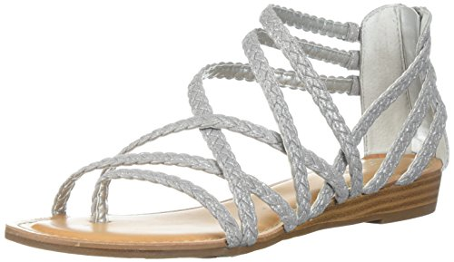 (Carlos by Carlos Santana Women's Amara 2 Sandal, Opal, 7.5 Medium US)