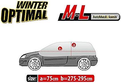 Kegel Blazusiak Halbgarage Winter Ml Abdeckung Abdeckplane Frost Schütz Tx Winter Mlx196 Auto