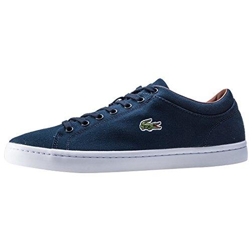 Lacoste Shoes - Lacoste Straightset Shoes - Dar... Blau