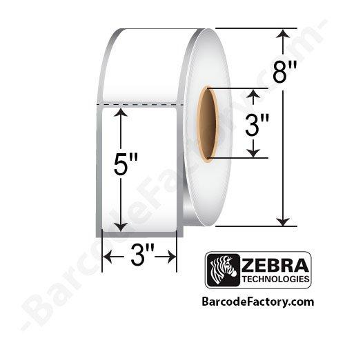 Z-Perform 2000T Thermal Transfer Label [3