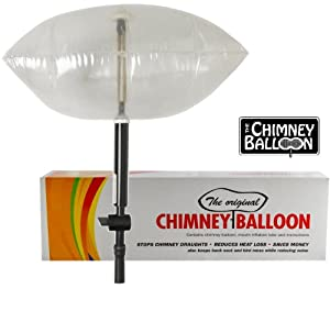 Chimney Balloon Kit Medium For Chimneys Up To 24 Quot X12