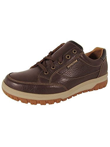 Paco Mephisto Chestnut Leather Shoes Mens ppF5q67