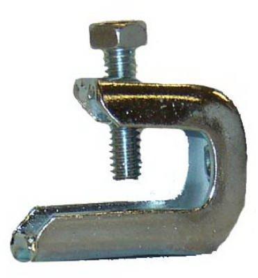 Halex 96560 1/4-20 Steel Beam Clamp