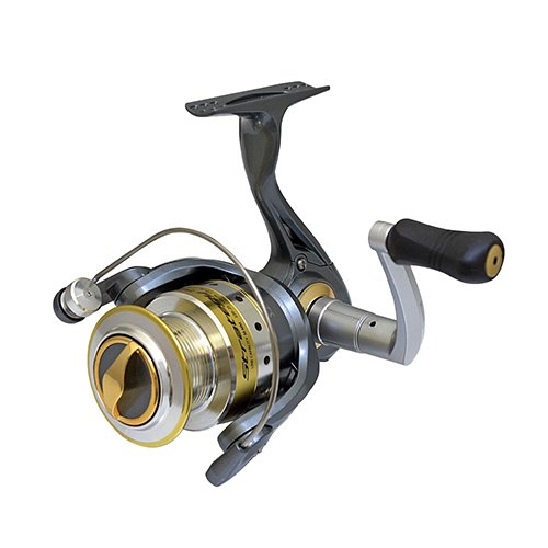 Quantum SR05BX3 Strategy Spinning Reel, Size 5, 2: 1 Gear Ratio, 20