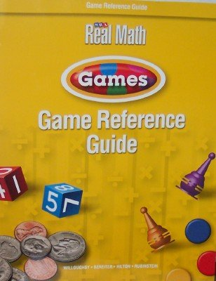 Download Game Reference Guide for SRA Real Math Kits PDF