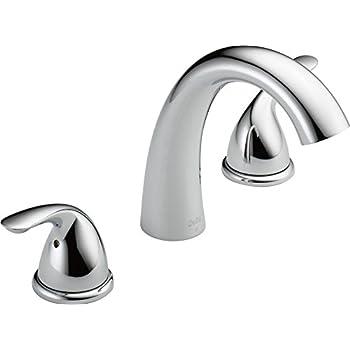 Delta Faucet T5722 Classic, Roman Tub Trim, Chrome
