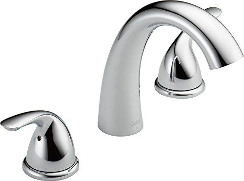 Delta Faucet T5722 Classic, Roman Tub Trim, (Delta Classic Tub)