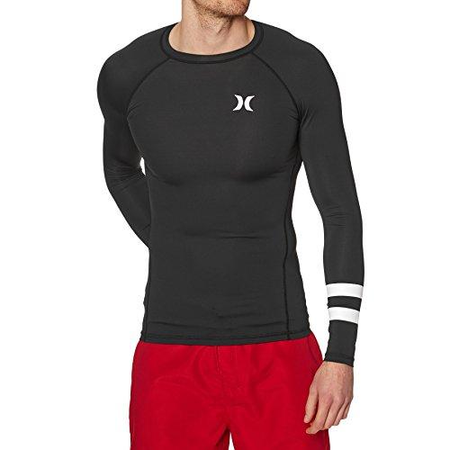 Quiksilver Mens Heritage Ls Long Sleeve Rashguard Surf Shirt