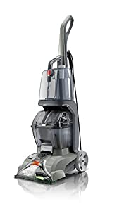 Hoover Turbo Scrub Carpet Cleaner, Blue, FH50130 by Hoover