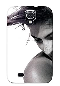 Galaxy S4 Hard Back With Bumper Silicone Gel Tpu Case Cover Eva Mendes (32)