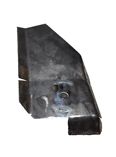 Body Mount Front Driver Tub Repair for Jeep Wrangler TJ 97-06 by Pocono Metal Craft