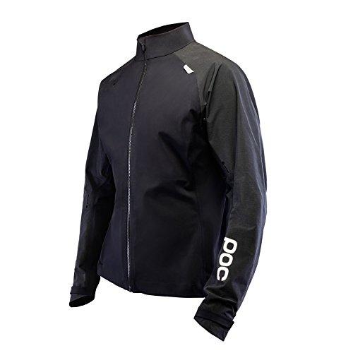 POC 2017メンズ抵抗Pro Enduro雨サイクリングジャケット – 52700 B07282DMVK Medium ブラック(Carbon Black) ブラック(Carbon Black) Medium