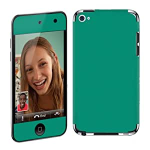 Apple iPod Touch 4G (4th Generation) Vinyl Decal Protection Skin Green
