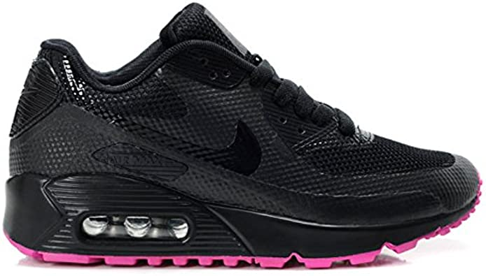 Nike Air max 90 Hyperfuse Femme Rose Noir 36 40 (39): Amazon