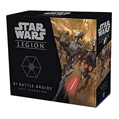 Fantasy Flight Games Star Wars Legion: B1 Battle Droids Unit Expansion, SWL49: Toys & Games