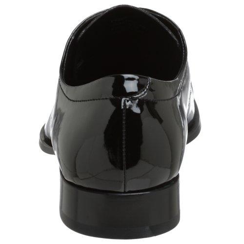 Calvin Klein Men's Gareth 2 Patent,Black,12 M US