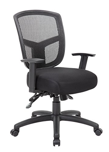 (Boss Office Products Contract Mesh Task Chair)