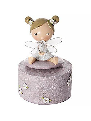 Boite à Musique fée pour bébé Fille – Cadeau idéal pour Un Nouveau né ou l'Anniversaire d'Une Petite Fille Mousehouse Gifts