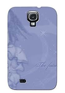 Carpalv Premium Protective Hard Case For Galaxy S4- Nice Design - Star Angel