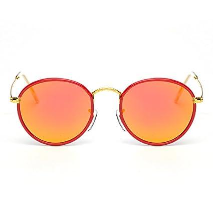 HUBINGRONG Gafas de Sol para niños Gafas de Sol de Moda ...