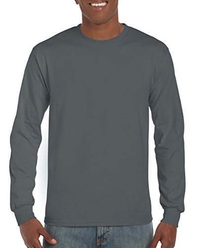 Gildan Ultra Cotton 6 Oz. Long-Sleeve T-Shirt (G240)- (Long Sleeve Tape)