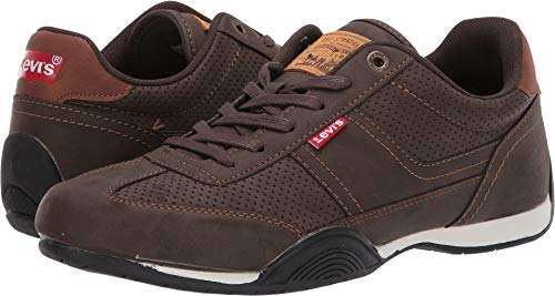 Levi's¿ Shoes Men's Indy Waxed Brown/Tan 10 M US