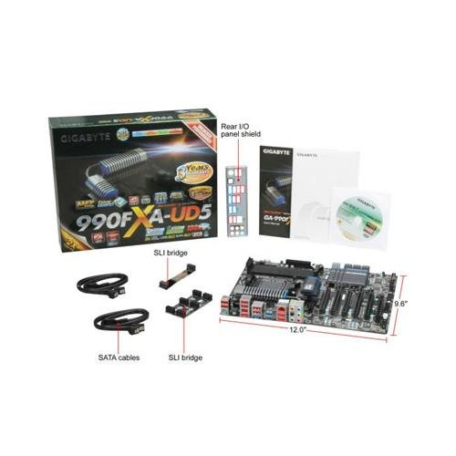 Download Drivers: Gigabyte GA-990FXA-UD5 AMD SATA RAID