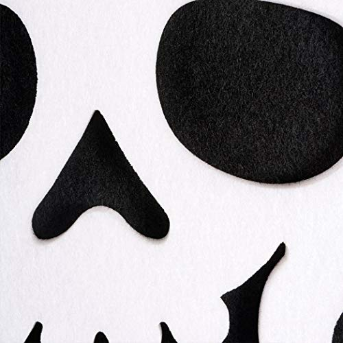 Halloween Indoor and Outdoor Hanging Door Decorations and Wall Signs Scary Party Supplies (D) by Coerni (Image #4)