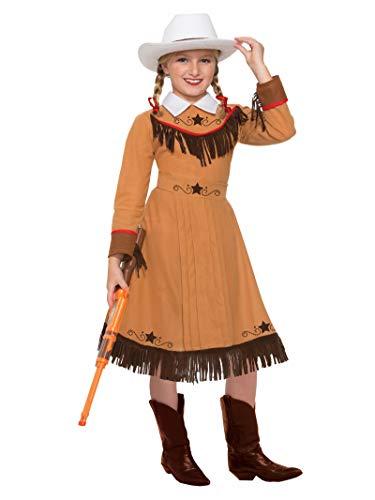 Halloween Jefferson Texas (Forum Novelties Girls Texas Rosie Costume,)