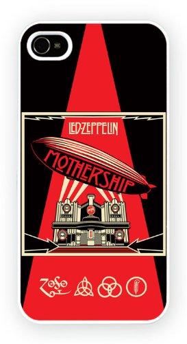 Led Zeppelin - mothership, iPhone 6, Etui de téléphone mobile - encre brillant impression