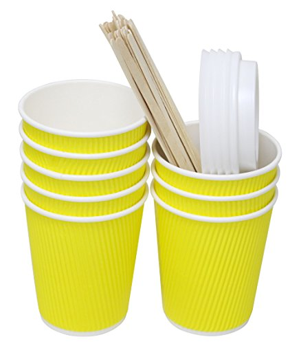 8 oz insulated coffee cups - 5