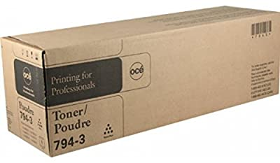 Original, Authentic, Genuine Oce Brand 794-3 Laser Toner Cartridge. (25,000 page yield) For use in: Oce im3510/3511/3512/4510/4511/4512 Series Copiers