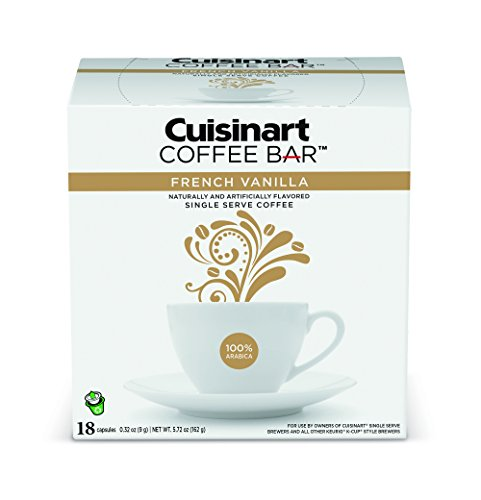 Cuisinart COFCAP FV18 Coffee French Vanilla