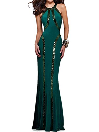 Jersey Evening Gown - 5