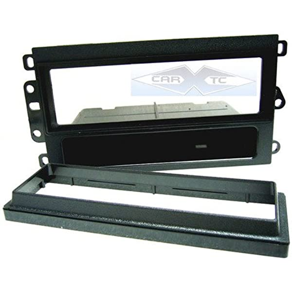 Amazon Com Stereo Install Dash Kit Chevy Malibu 01 02 03 Car Radio Wiring Installation Car Electronics