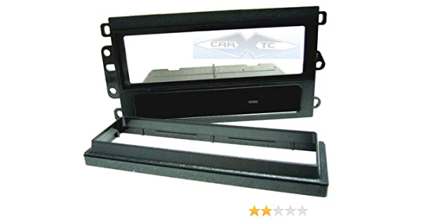 amazon com: stereo install dash kit pontiac vibe 05 06 2005 2006 (car radio  wiring instal : car electronics